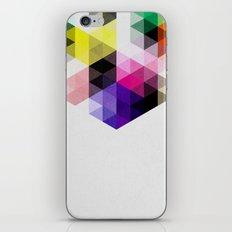 Geo Hex 01. iPhone & iPod Skin