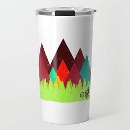MTB Trails Travel Mug