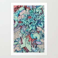 Manic Episode Art Print