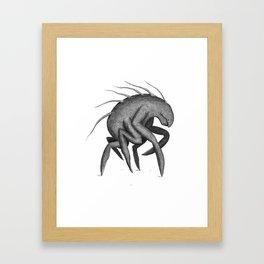 Hexapod Framed Art Print