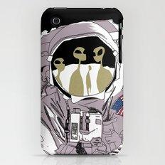 Meet Buzz Aldrin iPhone (3g, 3gs) Slim Case