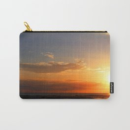 Sunset in the Bay Carry-All Pouch