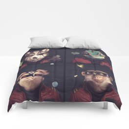 Star Team - Pirates of Lylat Comforters