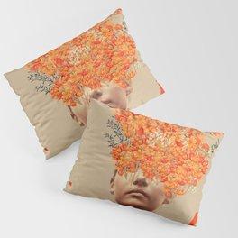 Bird Flight in Autumn Pillow Sham