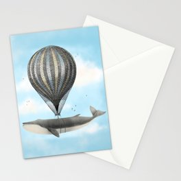 Believe In All Of Your Dreams Stationery Cards