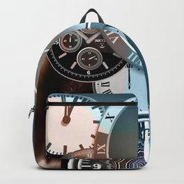 Time Clock Backpack