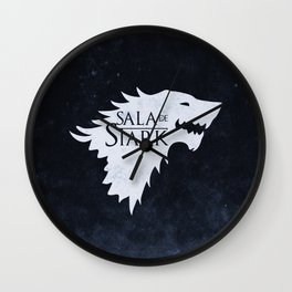 Sala de Star B Wall Clock