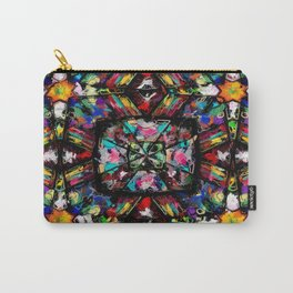 Ecuadorian Stained Glass 0760 Carry-All Pouch