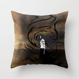 gatsuga ichigo Throw Pillow