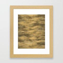 BE\CH N/GHTS Framed Art Print