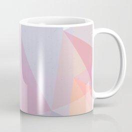Powder Geometry - bright Coffee Mug