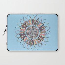 Lizard Snowflake Laptop Sleeve