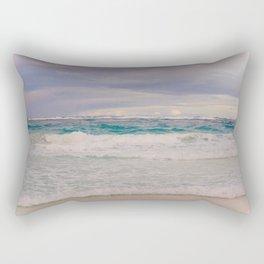 Punta Cana sea 2 Rectangular Pillow
