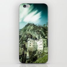 Majestic Predjama Castle iPhone & iPod Skin