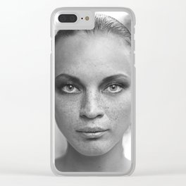 Anastasia Clear iPhone Case