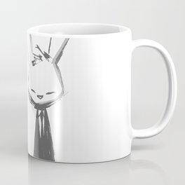 minima - beta bunny pose Coffee Mug