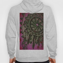 Sunset Dreamcatcher - enhanced Hoody