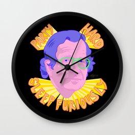 Party Chomsky Wall Clock