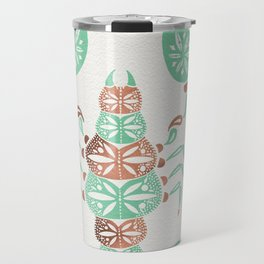 Scorpion – Mint & Rose Gold Travel Mug