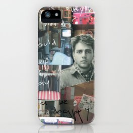 i could be happy.jpg iPhone Case