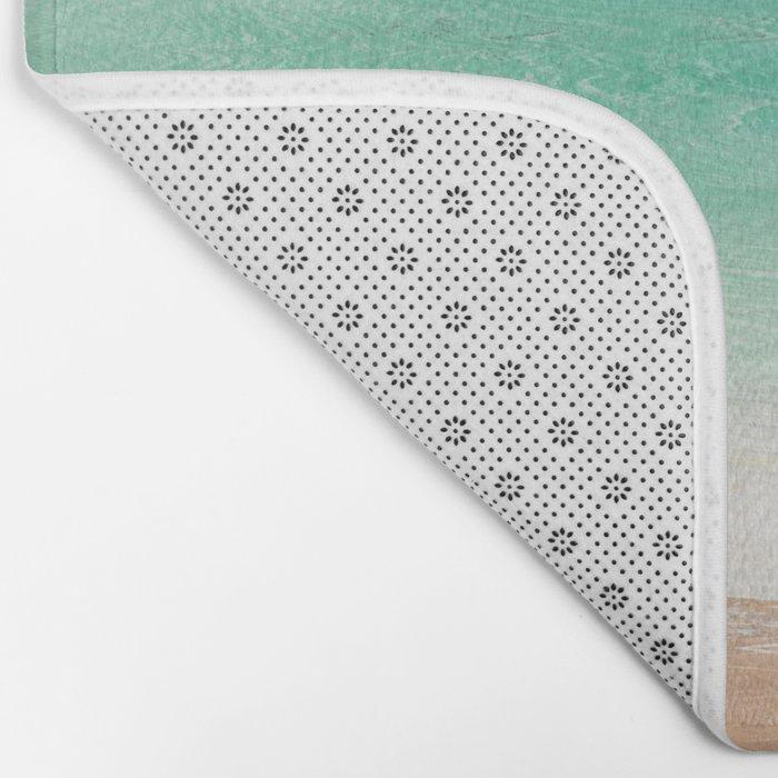 Pixel Sorting 57 Bath Mat