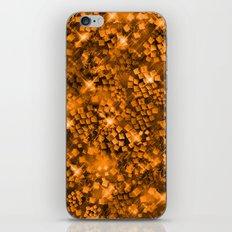 Dazzling Series (Gold) iPhone & iPod Skin