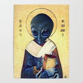 St. Alien Poster