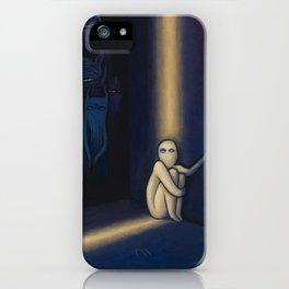 Dark Side Of Me iPhone Case