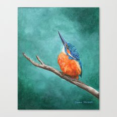 A Watchful Eye Canvas Print