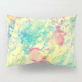 Abstract III Pillow Sham
