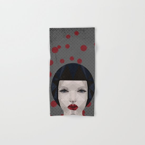 THX 1138 Doll Hand & Bath Towel