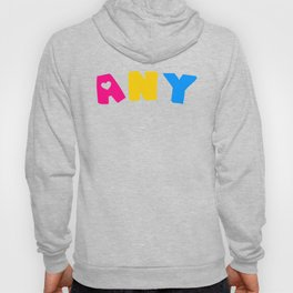 Any (Pansexual) Hoody