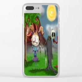 Pretty Pretty Pet Clear iPhone Case