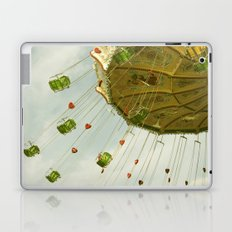 all the fun of the fair ...  Laptop & iPad Skin