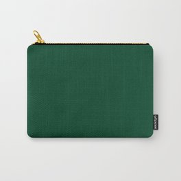 UK British Racing Green Motor Racing Carry-All Pouch