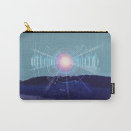 Futuristic Visions 01 Carry-All Pouch