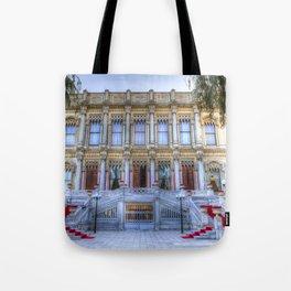 Ciragan Palace Istanbul Tote Bag