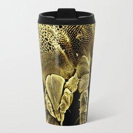 Yellow mite (Tydeidae) Travel Mug