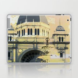 Exhibition Building Laptop & iPad Skin