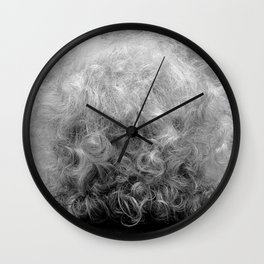 Old New Yorker in the city Wall Clock