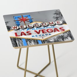 Welcome to Fabulous Las Vegas Side Table