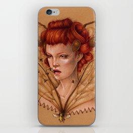 Lady Bee iPhone Skin