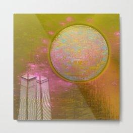 Planetary Moods 1A / 31-08-16 Metal Print