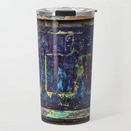 Unintentional Art Travel Mug