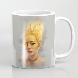 Flame Coffee Mug