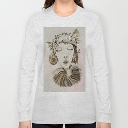 Ophelia´s premonitory dream Long Sleeve T-shirt