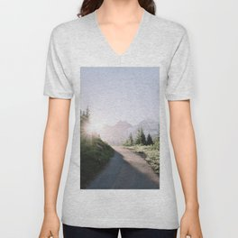 Morning Hike Unisex V-Neck