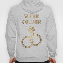 Golden Wedding Anniversary Hoody