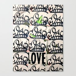 NYC Background 4 Canvas Print