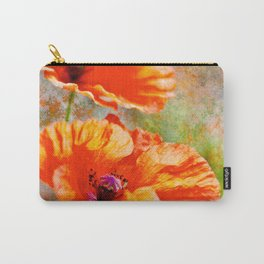 Wild poppies. Carry-All Pouch
